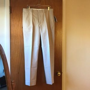 Never Worn!  Men's Cotton/Linen Dress Pant.